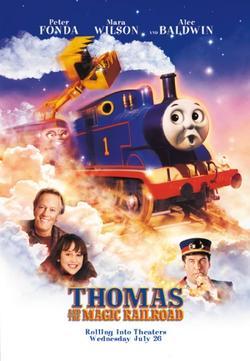 Томас и волшебная железная дорога, 2000 - смотреть онлайн