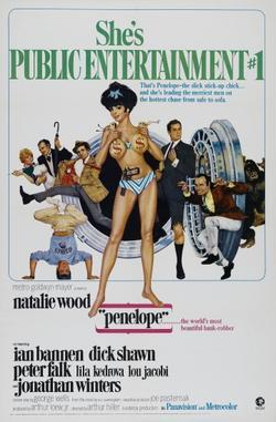 Пенелопа, 1966 - смотреть онлайн