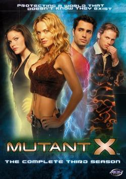 Мутанты Икс, 2001 - смотреть онлайн