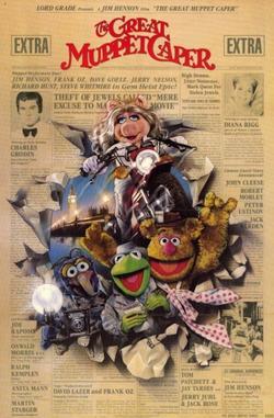 Большое ограбление Маппетов, 1981 - смотреть онлайн