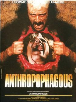 Антропофагус, 1980 - смотреть онлайн