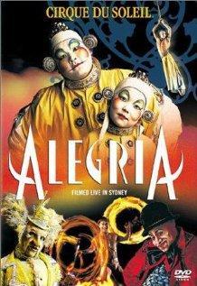 Цирк Дю Солей: Алегрия, 2001 - смотреть онлайн