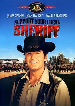 Поддержите своего шерифа, 1969 - смотреть онлайн