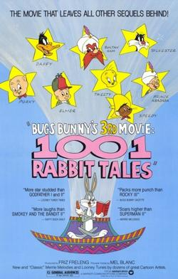 1001 сказка Багза Банни, 1982 - смотреть онлайн