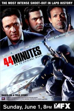 44 минуты: Бойня в северном Голливуде, 2003 - смотреть онлайн