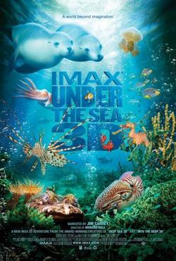 На глубине морской 3D, 2009 - смотреть онлайн