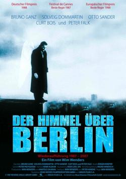 Небо над Берлином, 1987 - смотреть онлайн