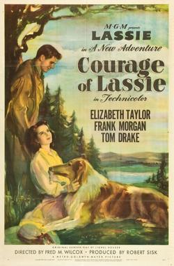 Храбрость Лесси, 1946 - смотреть онлайн