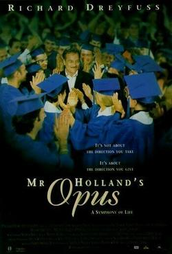 Опус мистера Холланда, 1995 - смотреть онлайн