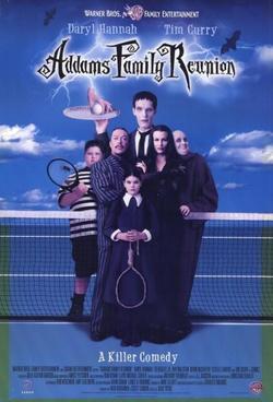 Воссоединение семейки Аддамс, 1998 - смотреть онлайн