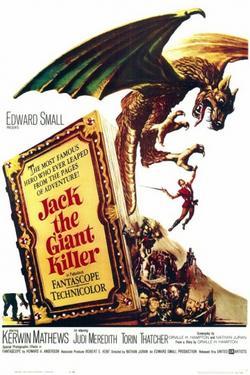 Джек убийца великанов, 1962 - смотреть онлайн