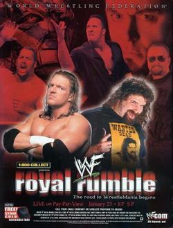 WWF Королевская битва, 2000 - смотреть онлайн