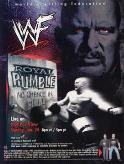 WWF Королевская битва, 1999 - смотреть онлайн