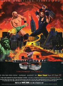 WWF Летний бросок, 1998 - смотреть онлайн
