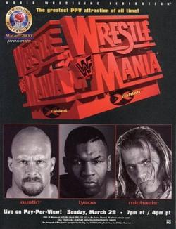 WWF РестлМания 14, 1998 - смотреть онлайн