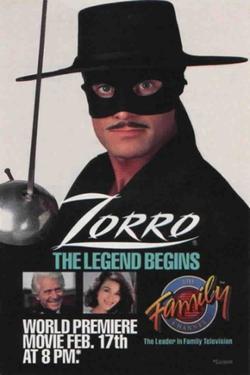 Зорро, 1990 - смотреть онлайн
