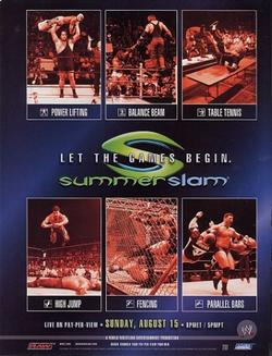 WWE Летний бросок, 2004 - смотреть онлайн