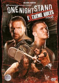 WWE Одна ночь противостояния, 2008 - смотреть онлайн