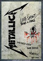 Metallica: Live Shit - Binge & Purge, San Diego, 1993 - смотреть онлайн