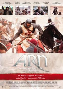 Арн: Рыцарь-тамплиер, 2010 - смотреть онлайн