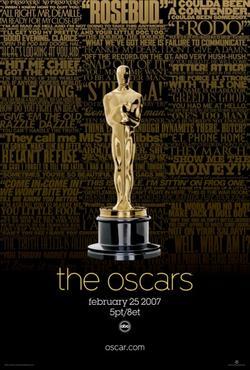 79-я церемония вручения премии «Оскар», 2007 - смотреть онлайн