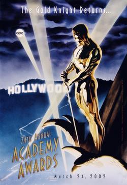 74-я церемония вручения премии «Оскар», 2002 - смотреть онлайн