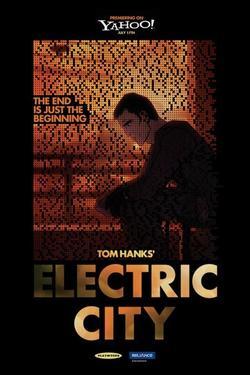 Электрический город, 2012 - смотреть онлайн