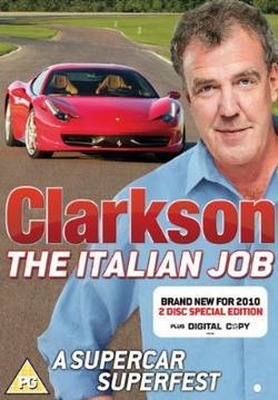 Джереми Кларксон: Итальянская работа, 2010 - смотреть онлайн