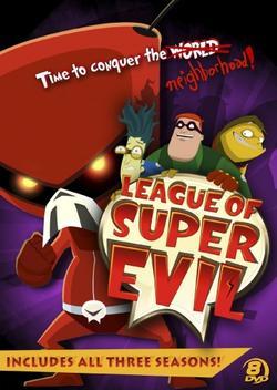 Лига суперзлодеев, 2009 - смотреть онлайн
