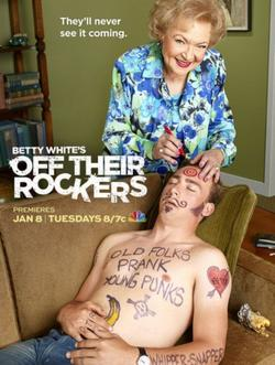 Betty White`s Off Their Rockers, 2012 - смотреть онлайн