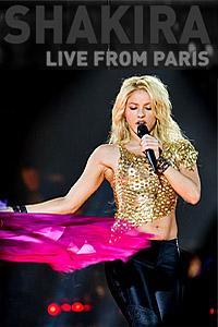 Shakira: En vivo desde París, 2011 - смотреть онлайн