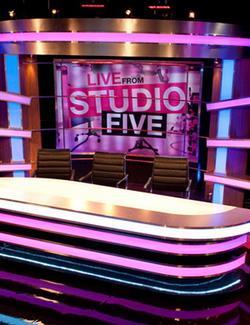 Прямой эфир из пятой студии, 2009 - смотреть онлайн