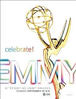 61-я церемония вручения прайм-тайм премии «Эмми», 2009 - смотреть онлайн