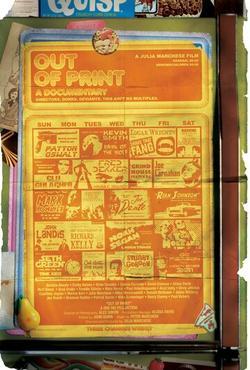 Out of Print, 2014 - смотреть онлайн
