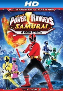 Power Rangers Samurai: A New Enemy (vol. 2), 2012 - смотреть онлайн