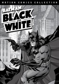 Бэтмен: Чёрное и белое, 2008 - смотреть онлайн