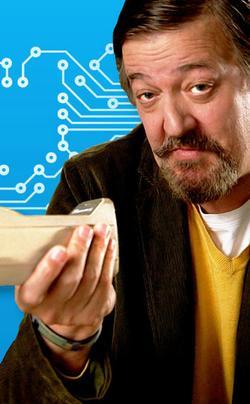 Стивен Фрай: Человек-гаджет, 2012 - смотреть онлайн