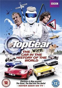 Топ Гир: Худший автомобиль во всемирной истории, 2012 - смотреть онлайн
