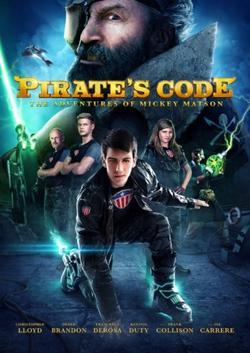 Кодекс пирата: Приключения Микки Мэтсона, 2014 - смотреть онлайн