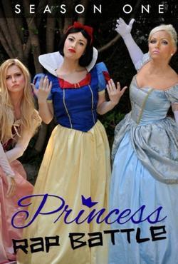 Princess Rap Battle, 2014 - смотреть онлайн