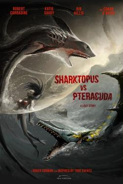 Акулосьминог против птеракуды, 2014 - смотреть онлайн