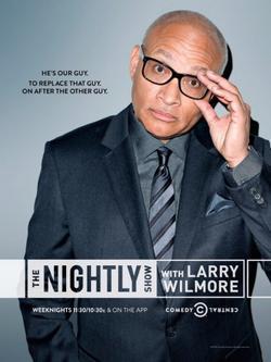 The Nightly Show with Larry Wilmore, 2015 - смотреть онлайн