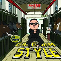 Psy: Gangnam Style, 2012 - смотреть онлайн