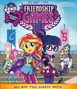 Мой маленький пони: Девочки из Эквестрии – Игры дружбы, 2015 - смотреть онлайн