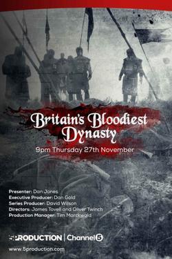 Плантагенеты – самая кровавая династия Британии, 2014 - смотреть онлайн