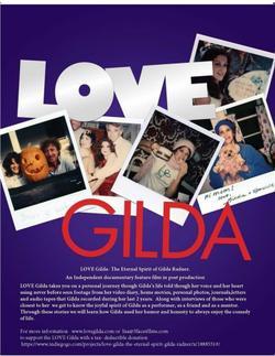 С любовью, Гильда, 2018 - смотреть онлайн