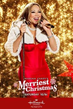 Mariah Carey`s Merriest Christmas, 2015 - смотреть онлайн