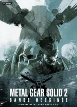 Metal Gear Solid 2: Digital Graphic Novel, 2008 - смотреть онлайн