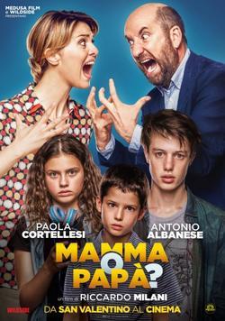 Мама или папа?, 2017 - смотреть онлайн