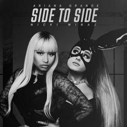 Ariana Grande Feat. Nicki Minaj: Side to Side, 2016 - смотреть онлайн